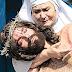 """La pasión de Cristo llegó a """"Triunfo del Amor"""""""