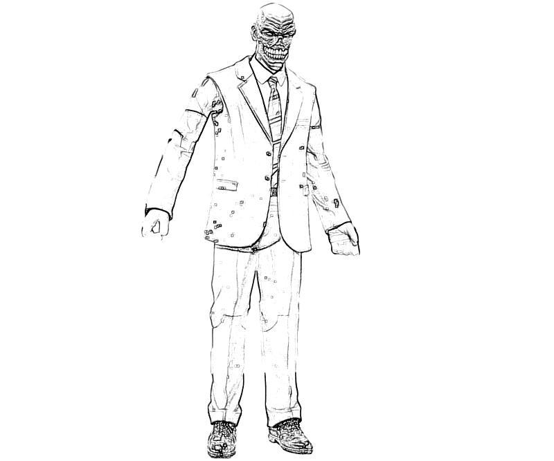 printable-batman-arkham -city-black-mask-best-coloring-pages