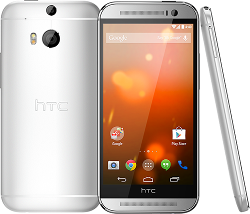 HTC One 8 Android Lollipop