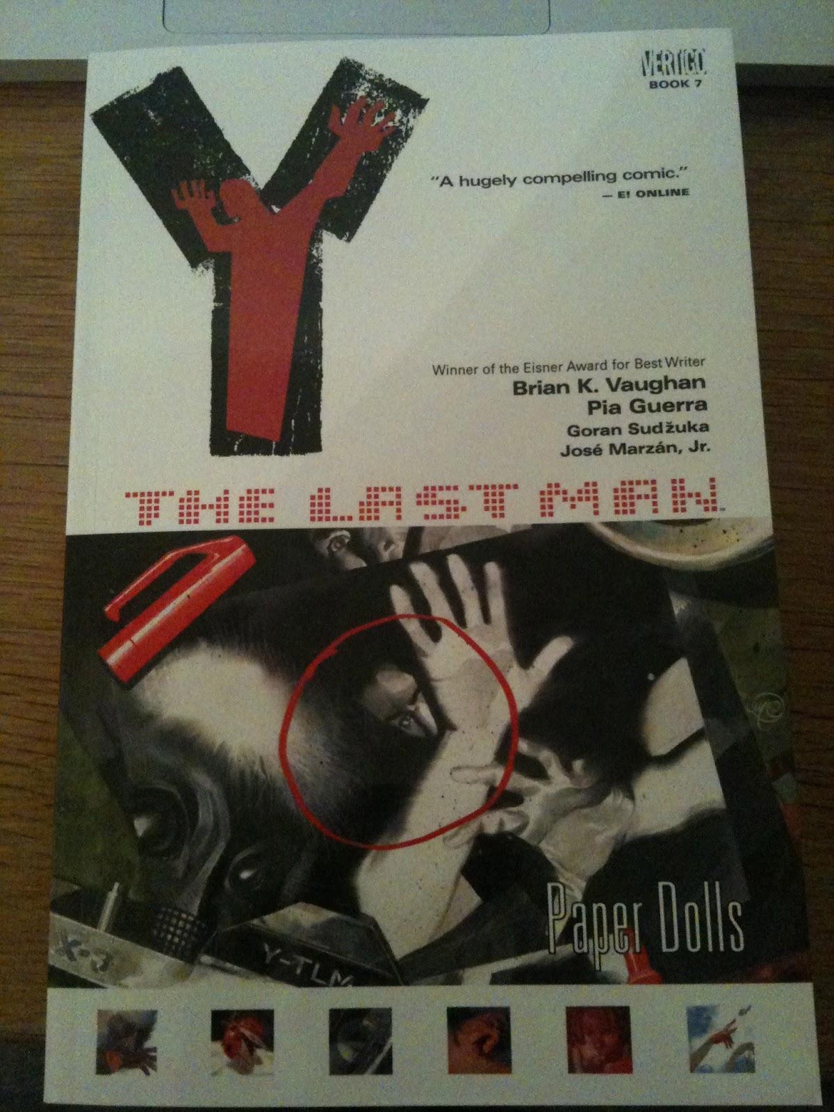 Y: The Last Man vol.7 - Paper Dolls