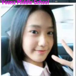 Foto Yoona SNSD Kecil