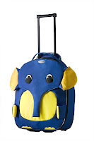 Picture of Samsonite Sammies Dreams - Kids Upright Suitcase Elephant