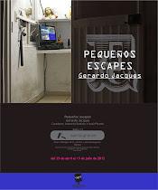 Pequeños ESCAPES. Gerardo Jacques.