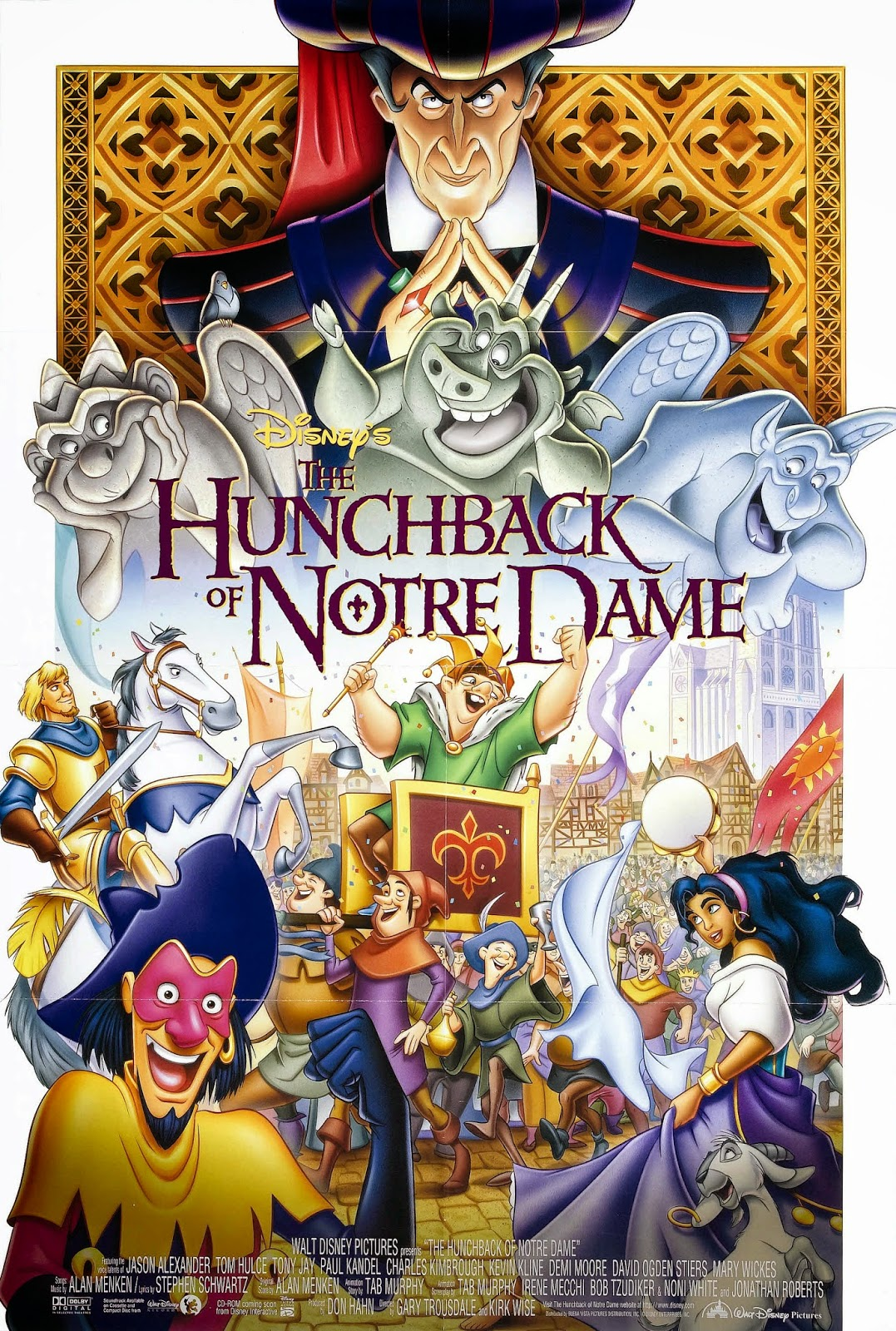 the hunchback of notre dame english literature essay The circulation system is currently offline access to account information and availability is limited.