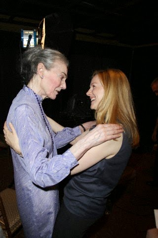 Marian Seldes On Laura Linney So Completely Committed