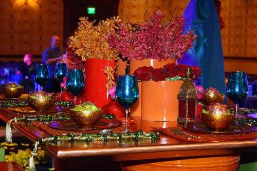 Decoracion Arabe Para Cumplea?os ~ las fiestas de tematica arabe se aplican tanto para bodas como para 15