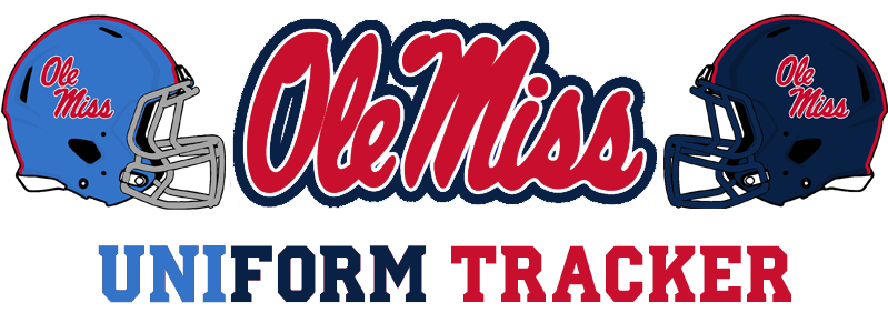 Ole Miss Uniform Tracker