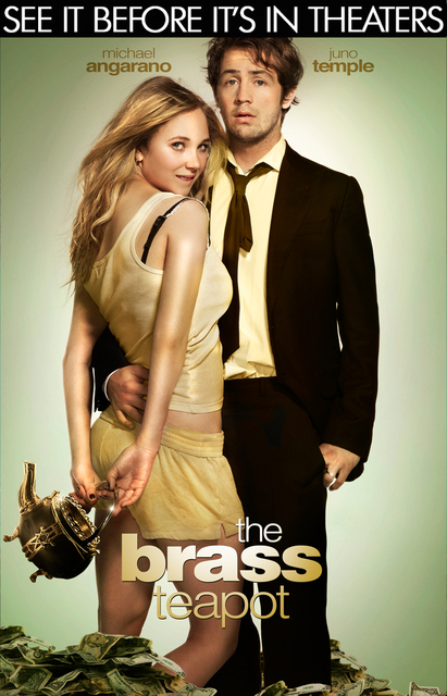 The Brass Teapot 2012