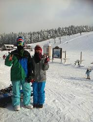 Skijam, Japan