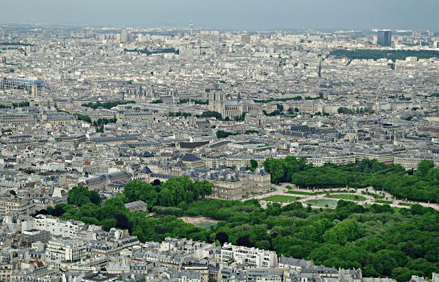 Le jardin du Luxembourg Paris poze