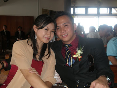 MR AND MRS JOHNNY BINGGIAP