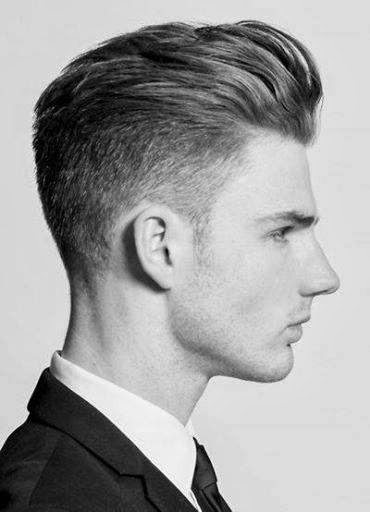Short Hairstyle For Man In 2014