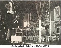 ESPLANADA DO BALEIZÃO -  ANO 1975