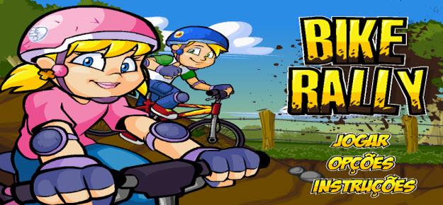 Bike Rally, The Flash Game