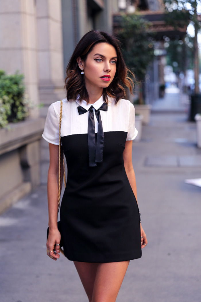 Vivaluxury Fashion Blog By Annabelle Fleur Black White