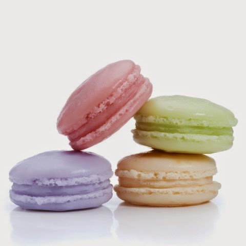 Latika Body Essentials French macaron soaps