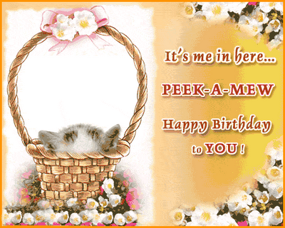 Mobile Birthday Greetings Ideas – Best Animated Birthday Cards