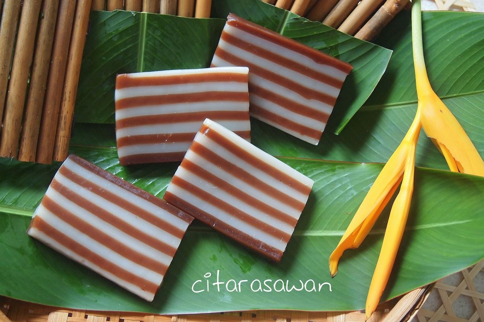 how to make kuih lapis