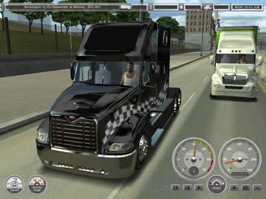 Hard Truck  18 Wheels Of Steel Is Based On The Prism3D Engine  That
