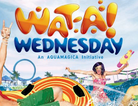 Aquamagica presents WAT-A-WEDNESDAY! Everyone @  Rs. 599 : BuyToEarn