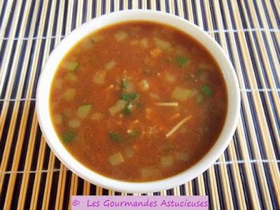 Comment faire une soupe miso ?