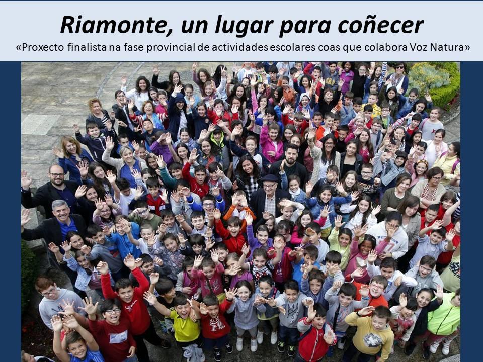 Proxecto medioambiental-2015/16