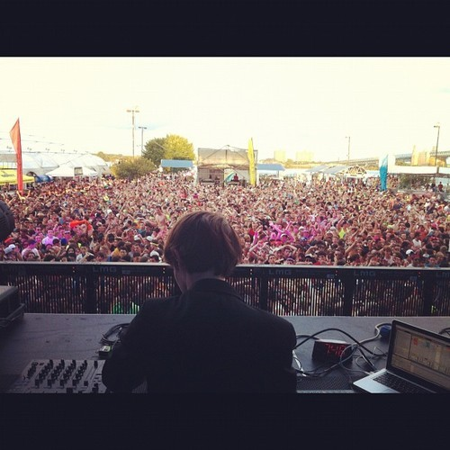 madeon performing