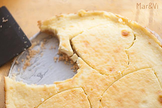 Cheesecake di San Valentino