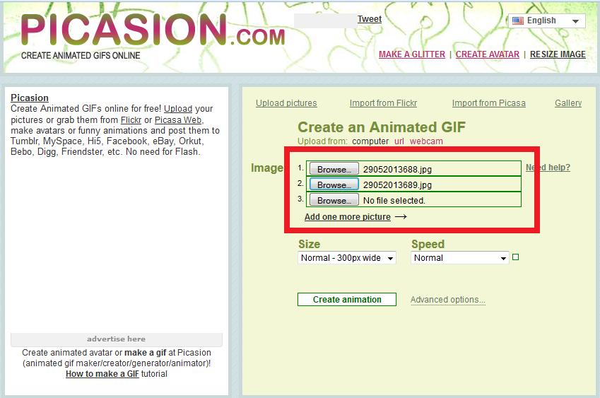 Membuat gambar tulisan animasi bergerak online   Game dan Gambar ...