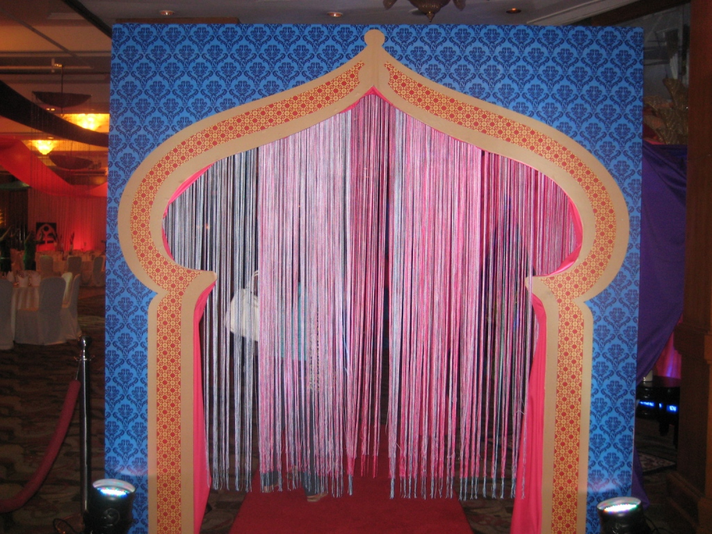 Arabian nights prom on pinterest prom themes arabian for Arabian party decoration ideas