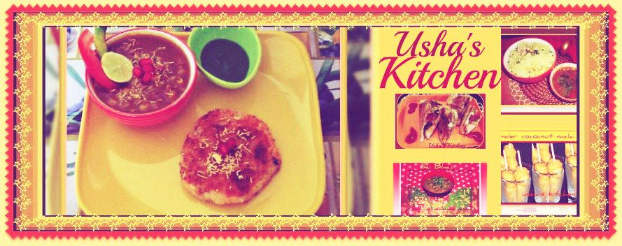 USHA'S KITCHEN