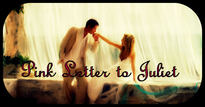 Pink Letter to Juliet
