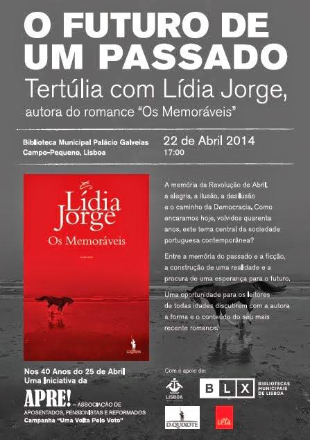 Tertúlia - Lisboa