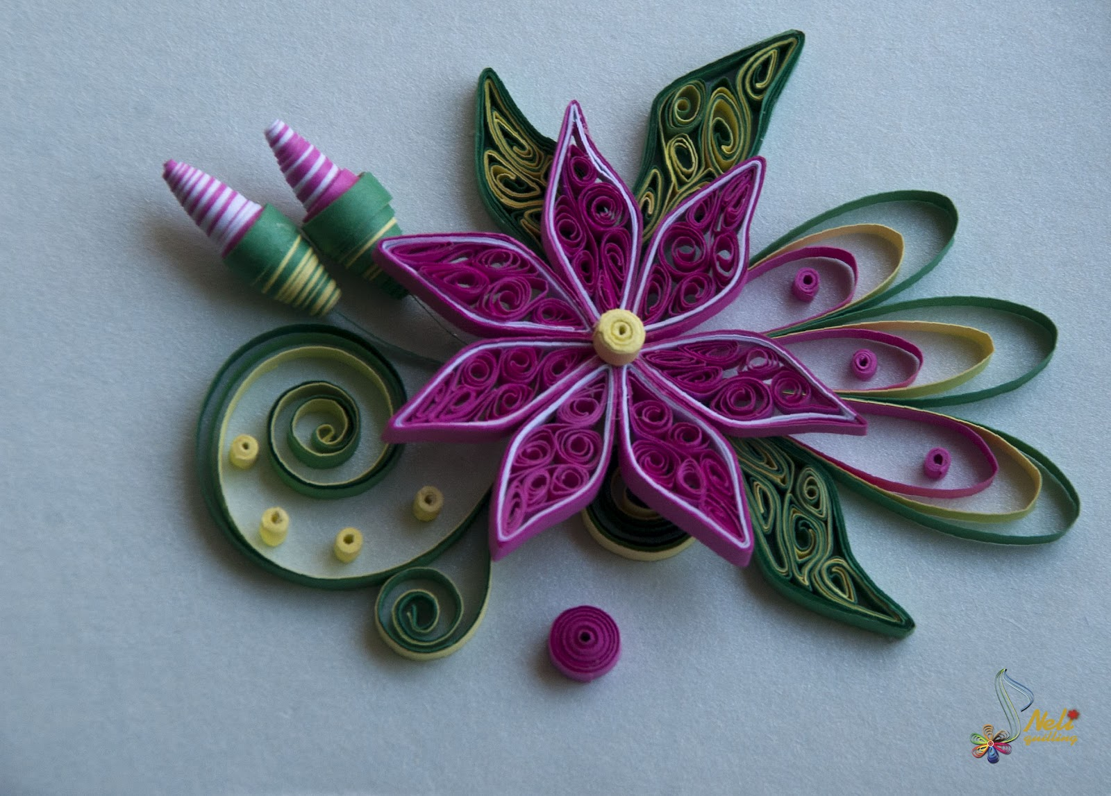 Quilling on pinterest paper quilling quilling art and for Paper quilling paper