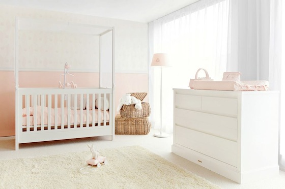luxury Baby Girl Room