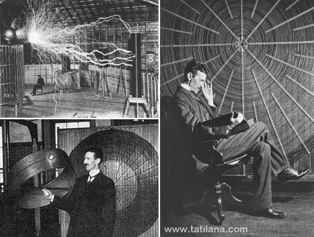 Nikola Tesla Deneyleri