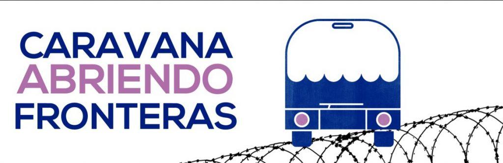 CARAVANA FRONTERA SUR MELILLA 2017.  Julio (14 al 22)