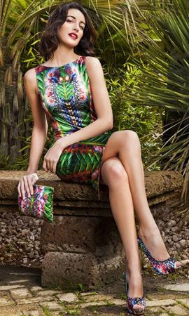 Maya Hansen para Fosco colección complementos