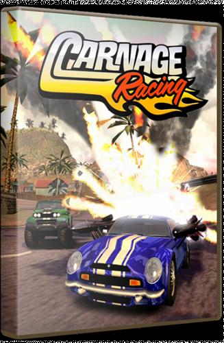 تحميل لعبة السباق والتدمير Carnage Racing النسخة الكاملة للكمبيوتر مجاناً