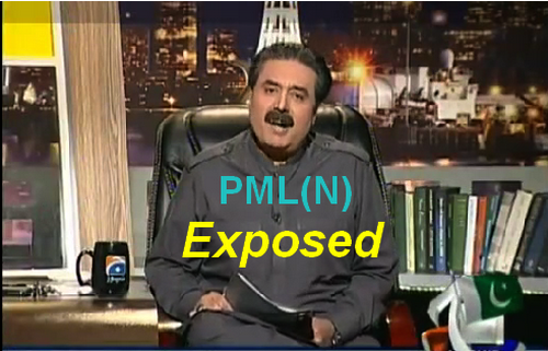 Aftab Iqbal Exposed Pakistan Muslim League (N) Scandals