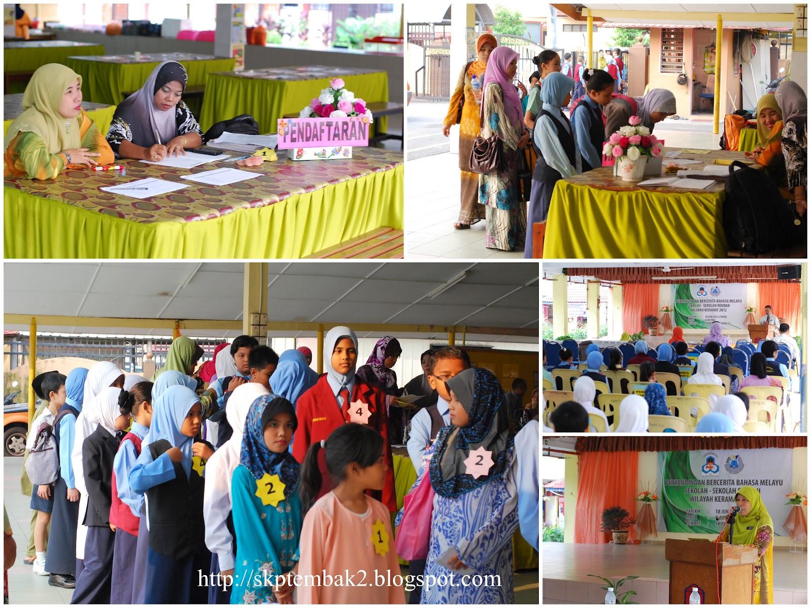 Contoh Cerita Pertandingan Bercerita Bahasa Melayu Tahap 2