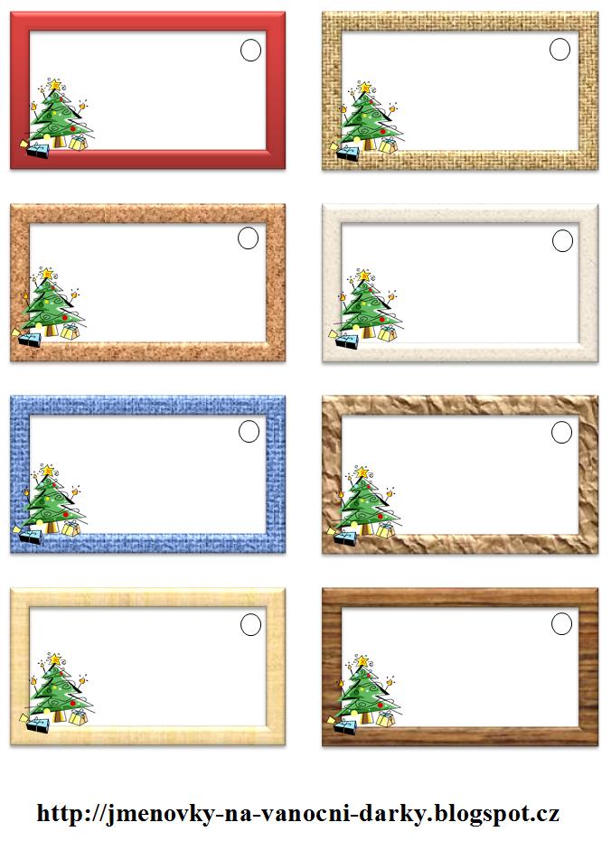 Christmas Gift Tags 21