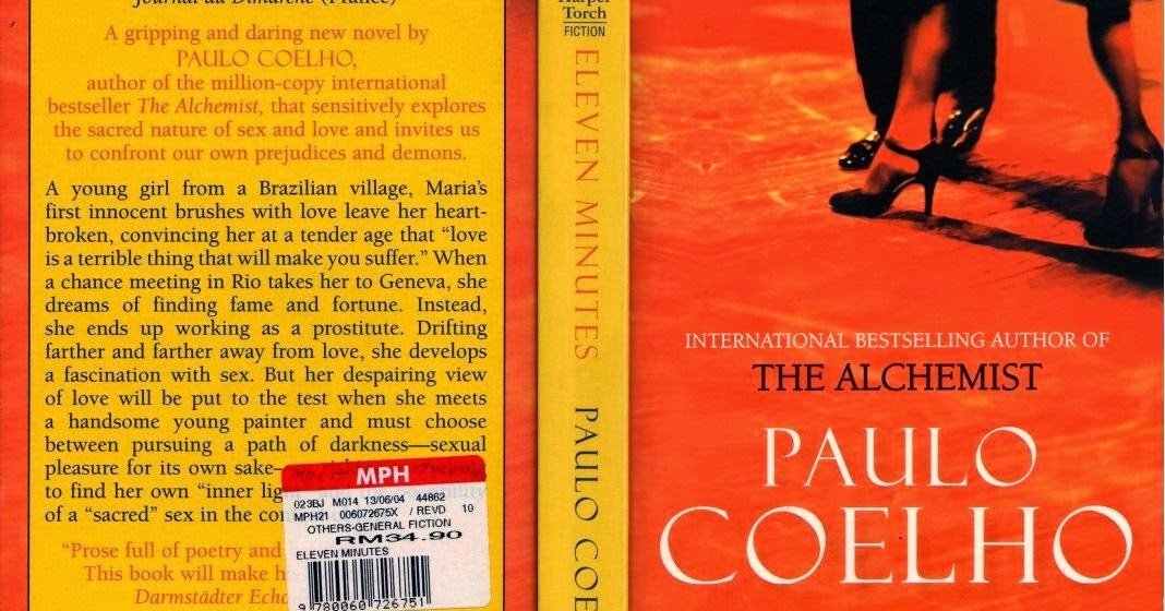 eleven minutes paulo coelho essay Paulo coelho's the bird and the cage analysis  story originates from eleven  minutes, one of the many novels written by paulo coelho  including the  collections of essays and newspaper columns, coelho has published a.
