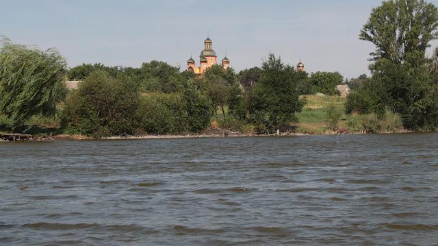 храм в Маломихайловке