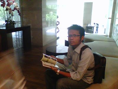 Lobby Pacific Regency Hotel Suite Kuala Lumpur
