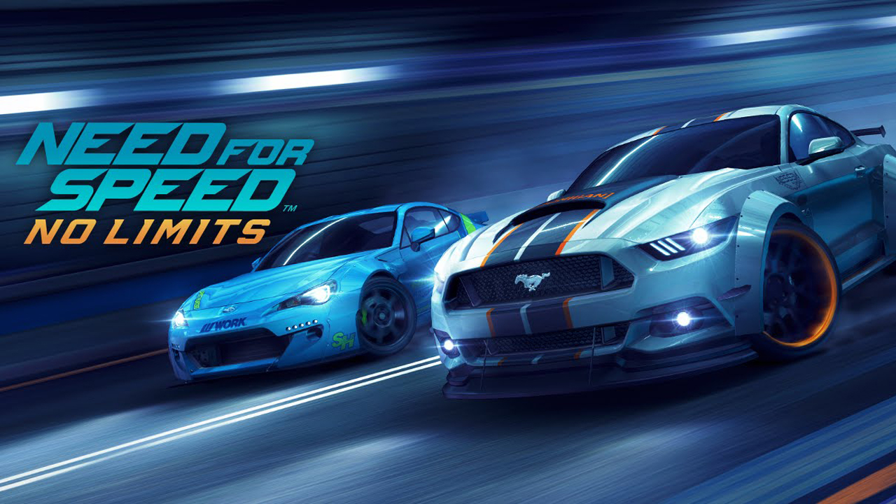 Need for Speed: No Limits Gameplay IOS / Android