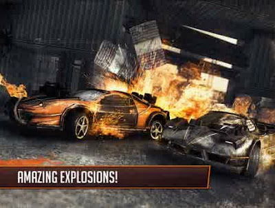 Download Death Race The Game V3 Mod