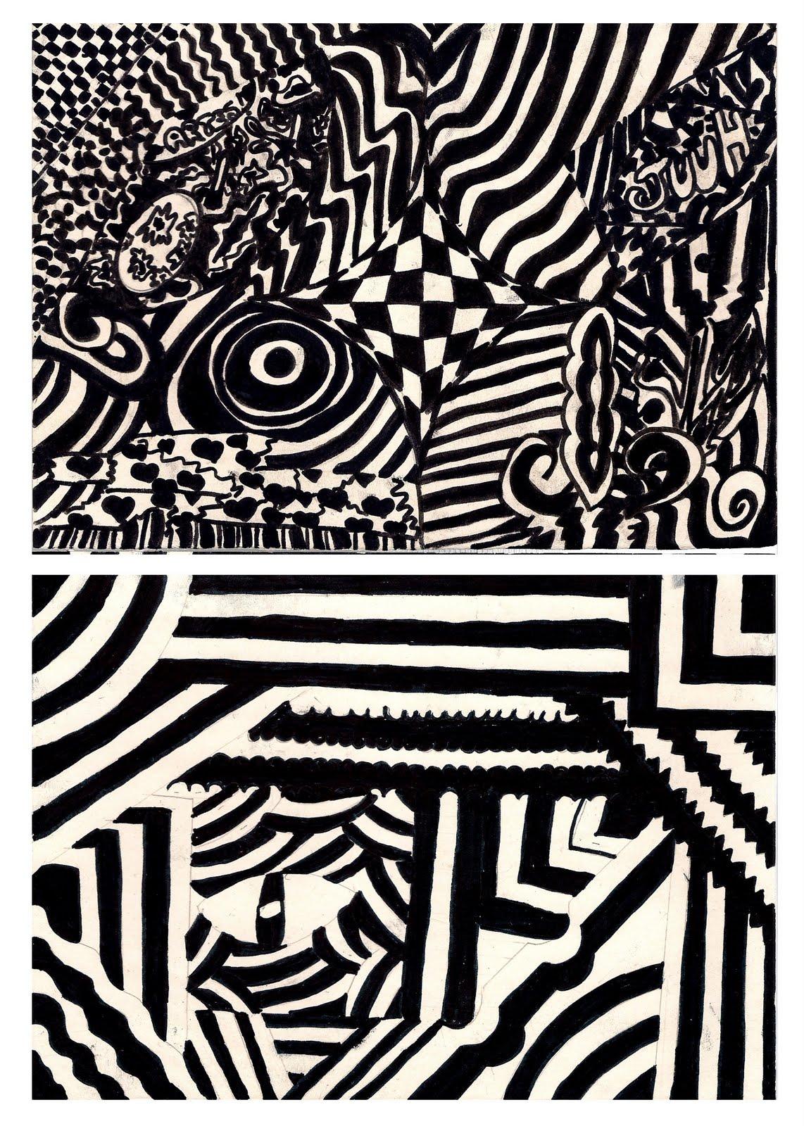 Tipos de arte abstrata