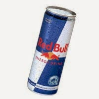 RED BULL give me wings