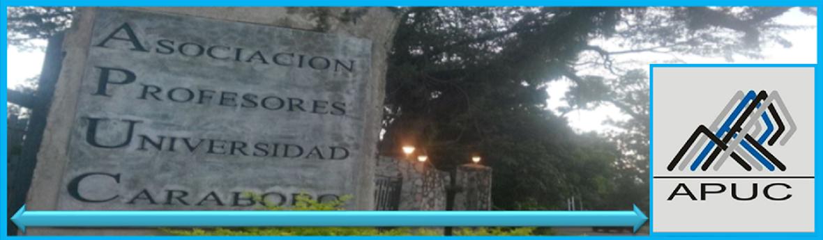 ASOCIACIÓN DE PROFESORES DE LA UNIVERSIDAD DE CARABOBO